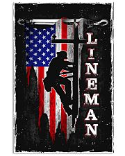 Proud Lineman 11x17 Poster front