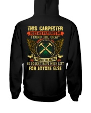 Awesome Carpenter Shirt Hooded Sweatshirt thumbnail