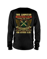 Awesome Carpenter Shirt Long Sleeve Tee thumbnail