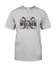 Welder  Christmas Special Classic T-Shirt thumbnail