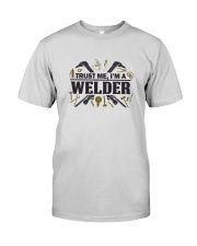 Welder  Christmas Special Premium Fit Mens Tee thumbnail