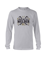 Welder  Christmas Special Long Sleeve Tee thumbnail