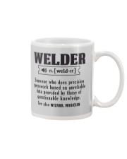 Welder  Christmas Special Mug thumbnail