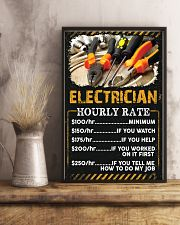 Awesome Electrician's Canvas and Posters 11x17 Poster lifestyle-poster-3