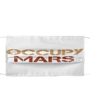 Occupy Mars Spacex Starman Cloth face mask thumbnail