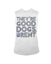 They're Good Dogs Brent T-Shirt Sleeveless Tee thumbnail