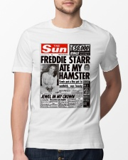 Freddie Starr Ate My Hamster T-Shirt Classic T-Shirt lifestyle-mens-crewneck-front-13