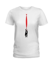 Hanging With Trump Shirt Ladies T-Shirt thumbnail