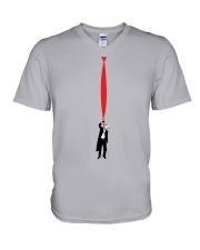 Hanging With Trump Shirt V-Neck T-Shirt thumbnail