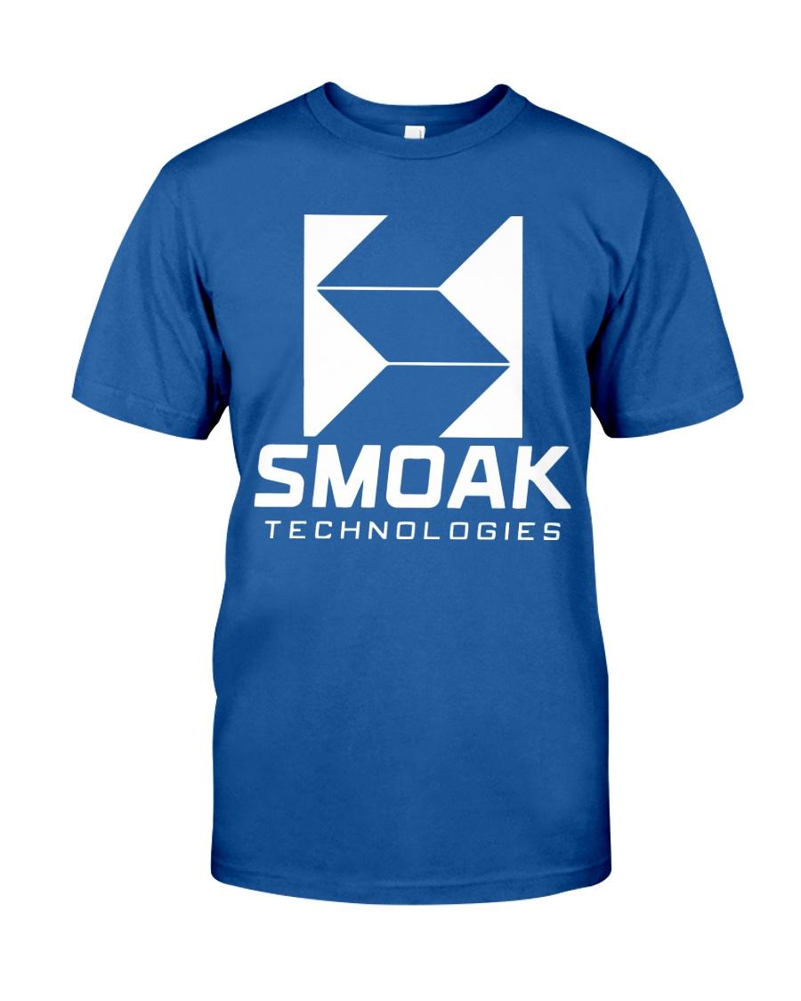 Smoak Technologies Shirt Stephen Amell Classic T-Shirt