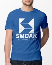 Smoak Technologies Shirt Stephen Amell Classic T-Shirt lifestyle-mens-crewneck-front-13