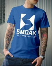 Smoak Technologies Shirt Stephen Amell Classic T-Shirt lifestyle-mens-crewneck-front-6