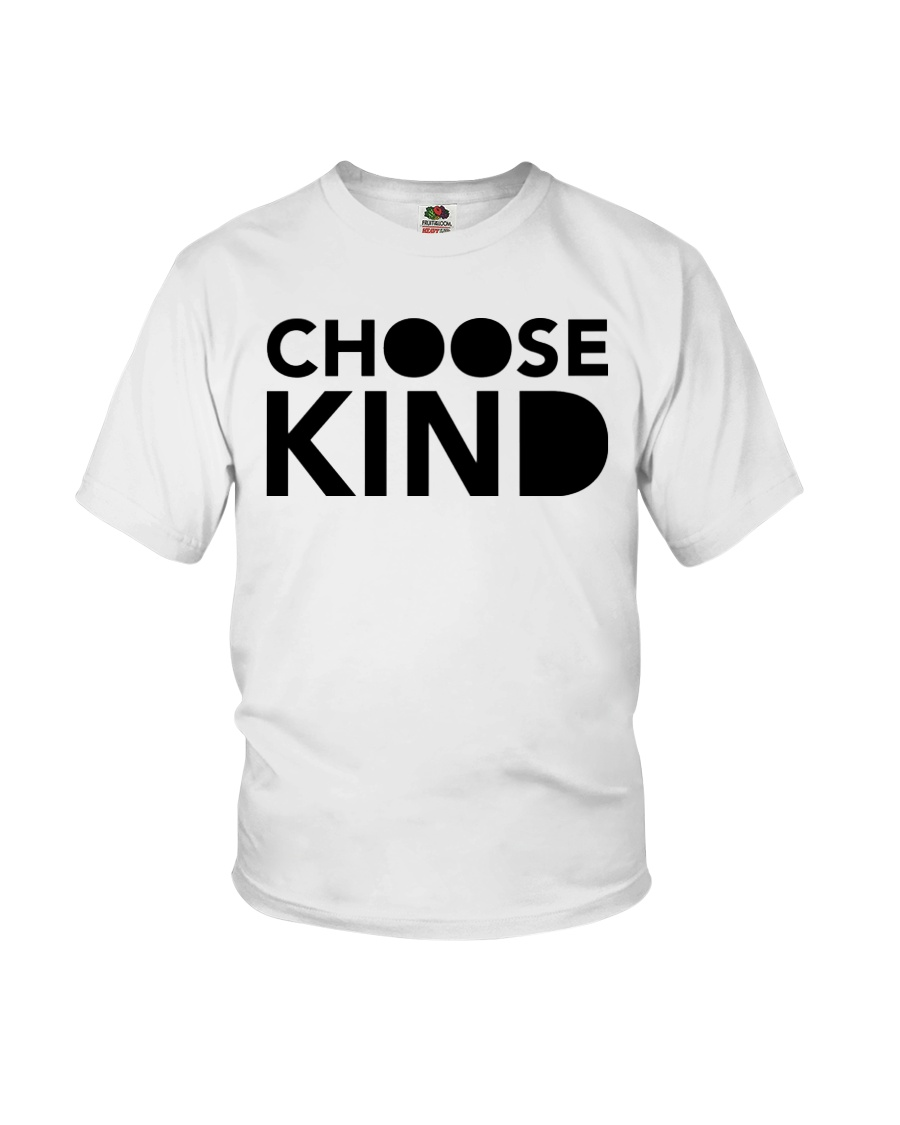 Choose Kind Shirt Julia Roberts Youth T-Shirt