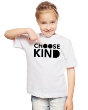 Choose Kind Shirt Julia Roberts Youth T-Shirt lifestyle-youth-tshirt-front-2
