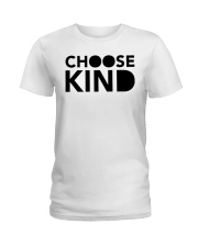 Choose Kind Shirt Julia Roberts Ladies T-Shirt thumbnail