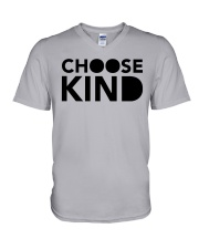 Choose Kind Shirt Julia Roberts V-Neck T-Shirt thumbnail