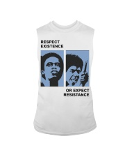 Respect Existence Or Expect Resistance T-Shirt Sleeveless Tee thumbnail