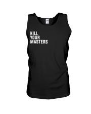 Kill Your Masters Shirt - Killer Mike Unisex Tank thumbnail