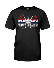 What's Up Babes T-Shirt Premium Fit Mens Tee thumbnail