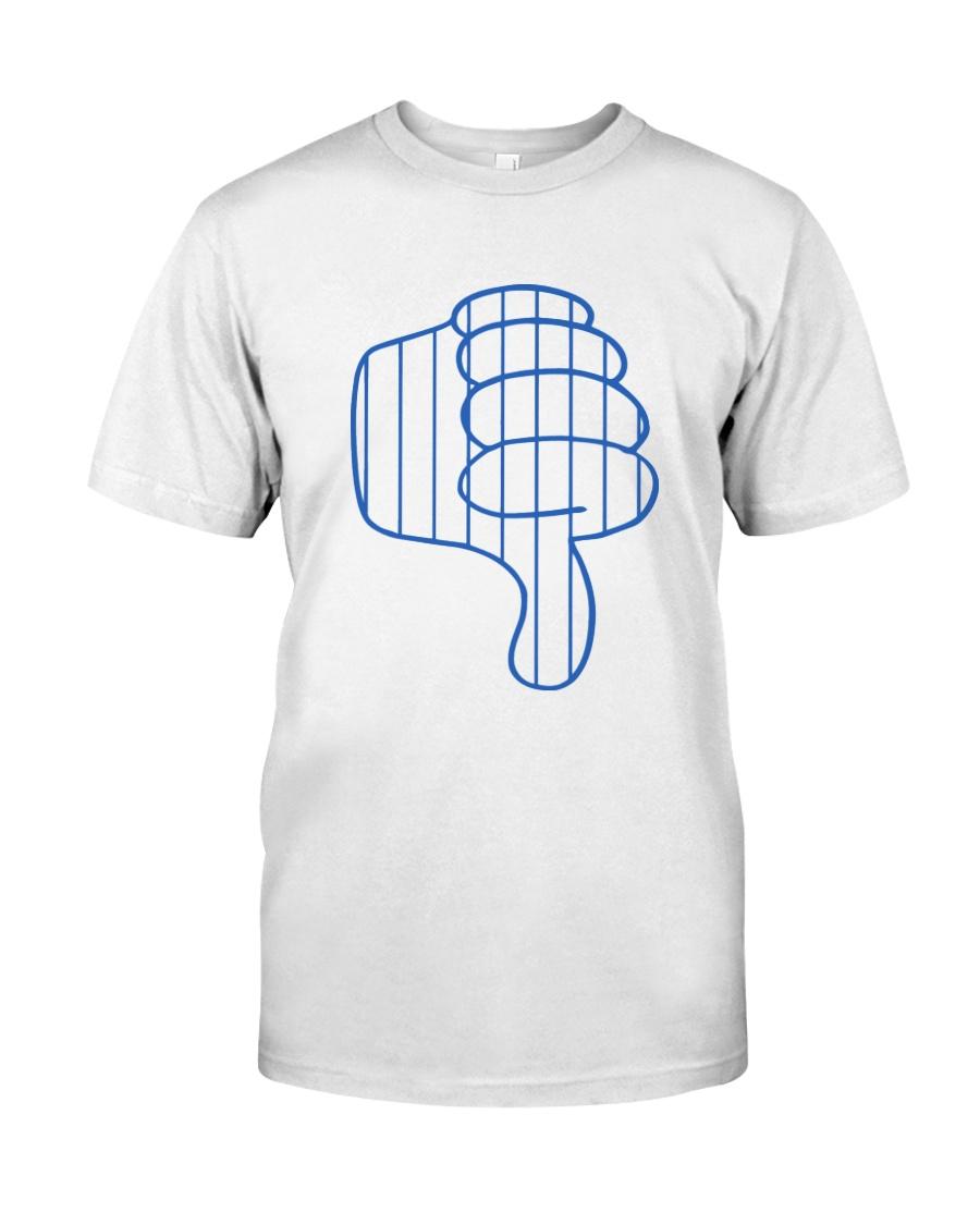 new concept b980f a1b48 Yankees Thumbs Down T-Shirt Todd Frazier New York