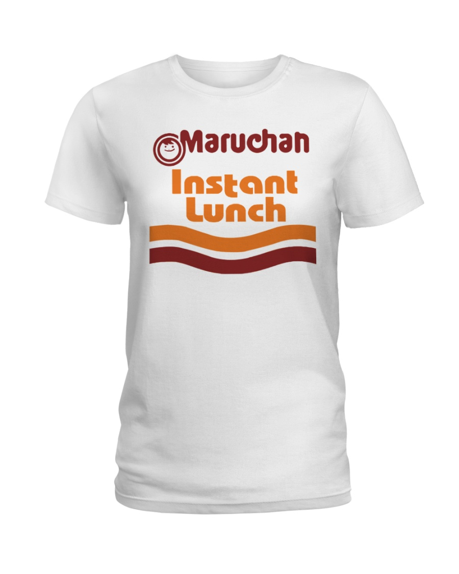 Maruchan Instant Lunch Shirt Ladies T-Shirt