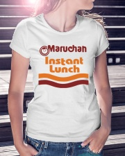 Maruchan Instant Lunch Shirt Ladies T-Shirt lifestyle-women-crewneck-front-7