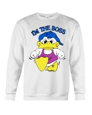 I'm The Boss T-Shirt Duck Shane Dawson Crewneck Sweatshirt thumbnail