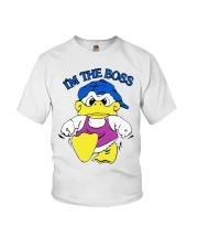 I'm The Boss T-Shirt Duck Shane Dawson Youth T-Shirt thumbnail