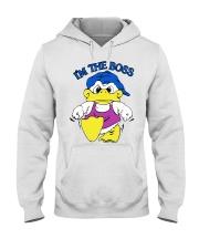I'm The Boss T-Shirt Duck Shane Dawson Hooded Sweatshirt thumbnail