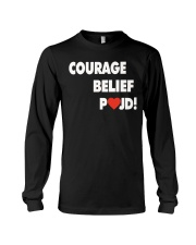 Courage Belief Pojd Shirt Petra Kvitova Long Sleeve Tee thumbnail
