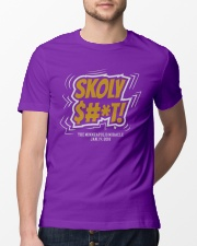 Skoly Shit Shirt Classic T-Shirt lifestyle-mens-crewneck-front-13