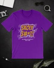 Skoly Shit Shirt Classic T-Shirt lifestyle-mens-crewneck-front-16