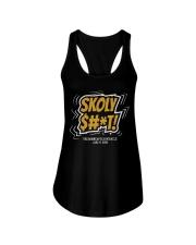 Skoly Shit Shirt Ladies Flowy Tank thumbnail