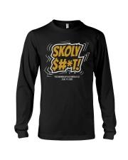 Skoly Shit Shirt Long Sleeve Tee thumbnail