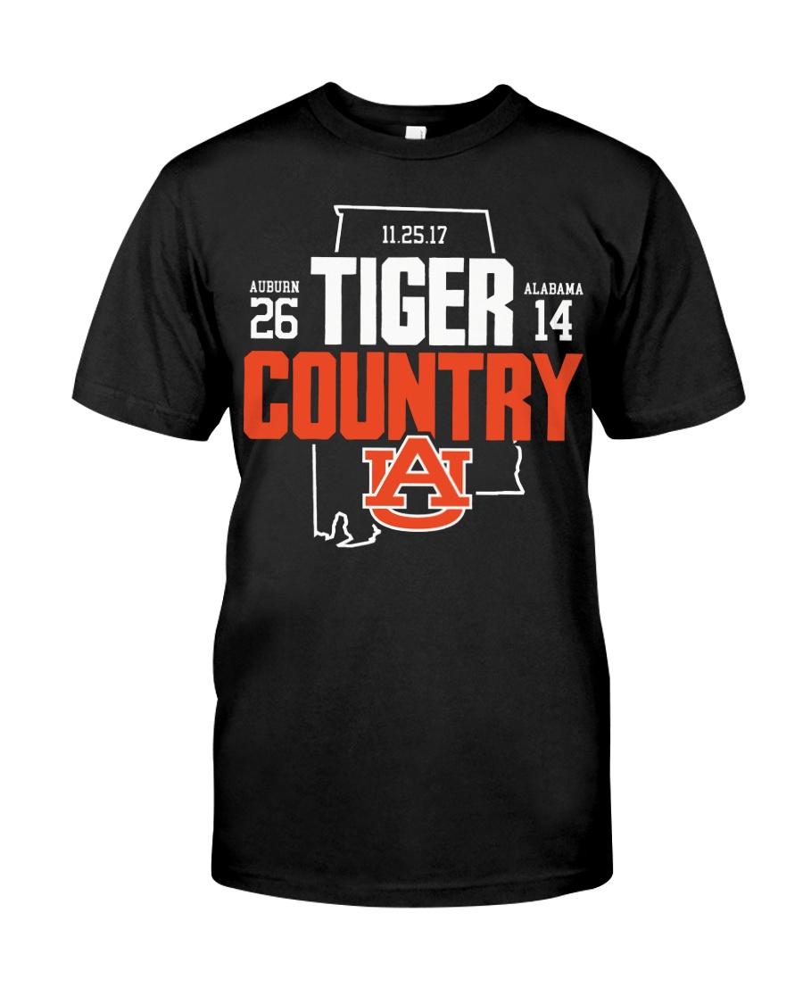 Iron Bowl 2017 Score Shirt Alabama Auburn
