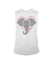 Ellen Save The Elephants Shirt Sleeveless Tee thumbnail