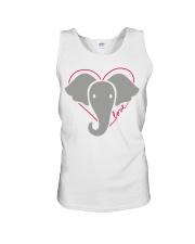 Ellen Save The Elephants Shirt Unisex Tank thumbnail