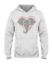 Ellen Save The Elephants Shirt Hooded Sweatshirt thumbnail