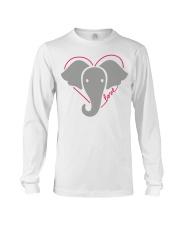 Ellen Save The Elephants Shirt Long Sleeve Tee thumbnail