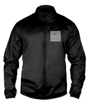 black women men adult human brave Lightweight Jacket front