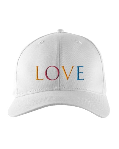 Embroidered Hat love women men adult