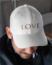 Embroidered Hat love women men adult  Embroidered Hat garment-embroidery-hat-lifestyle-02