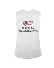 USA - Made by Immigrants Sleeveless Tee thumbnail