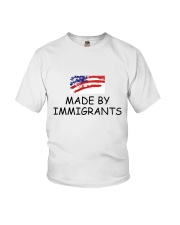 USA - Made by Immigrants Youth T-Shirt thumbnail