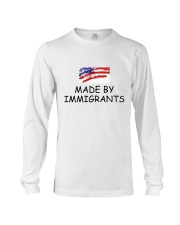 USA - Made by Immigrants Long Sleeve Tee thumbnail