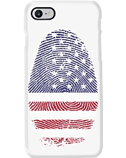 american fingerprint Phone Case thumbnail