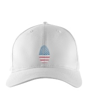 american fingerprint Embroidered Hat thumbnail