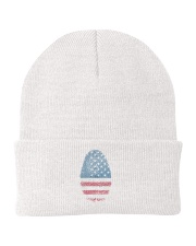 american fingerprint Knit Beanie tile