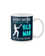 cricket old man Mug thumbnail