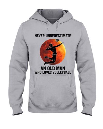 volleyball never underestimate